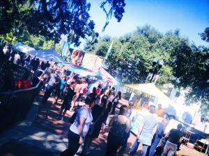 art festival tents