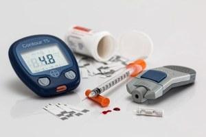 diabetes testing equipment