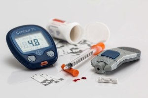 diabetes testing equipment
